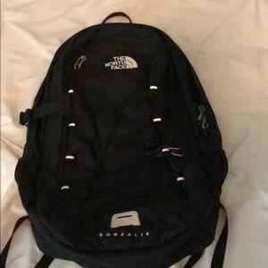 brand new north face borealis book bag